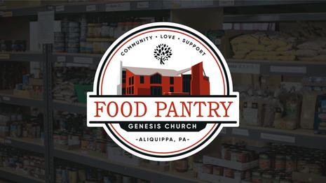 Food Pantry Volunteers & Donation