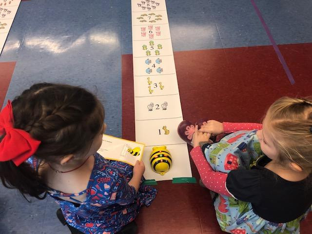 Bee Bots Branch Out Grant