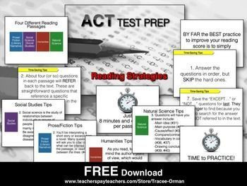 What is ACT all about?