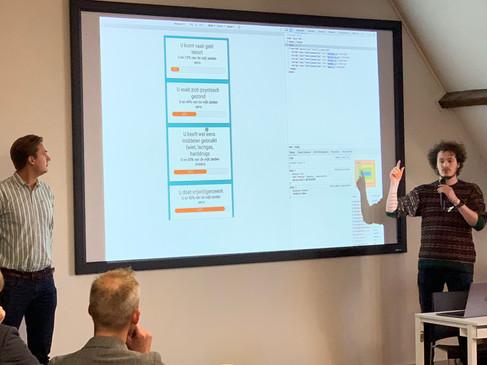 Data Hackathon Gezonde Stad JADS Den Bosch 22