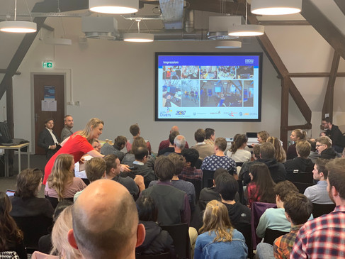 Data Hackathon Gezonde Stad JADS Den Bosch 17