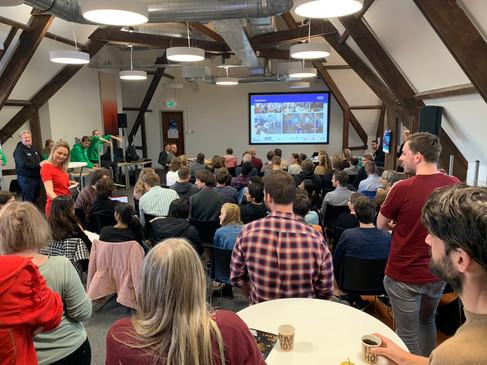Data Hackathon Gezonde Stad JADS Den Bosch 11