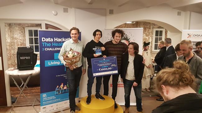 Data Hackathon Gezonde Stad JADS Den Bosch 24