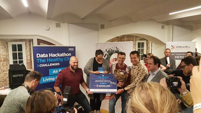 Data Hackathon Gezonde Stad JADS Den Bosch 25