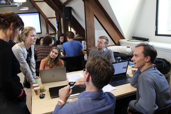 Data Hackathon Gezonde Stad JADS Den Bosch 4