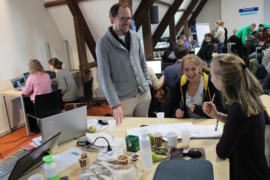 Data Hackathon Gezonde Stad JADS Den Bosch 2