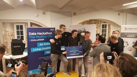 Data Hackathon Gezonde Stad JADS Den Bosch 23