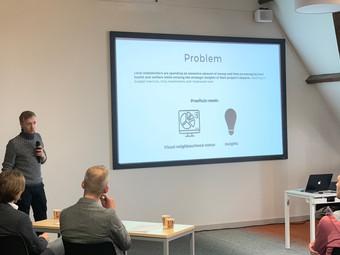 Data Hackathon Gezonde Stad JADS Den Bosch 15