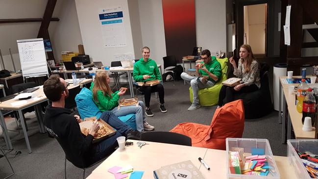Data Hackathon Gezonde Stad JADS Den Bosch 8