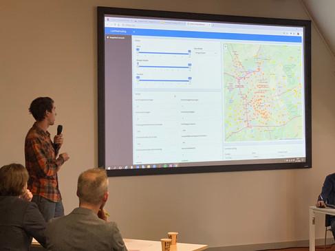 Data Hackathon Gezonde Stad JADS Den Bosch 20