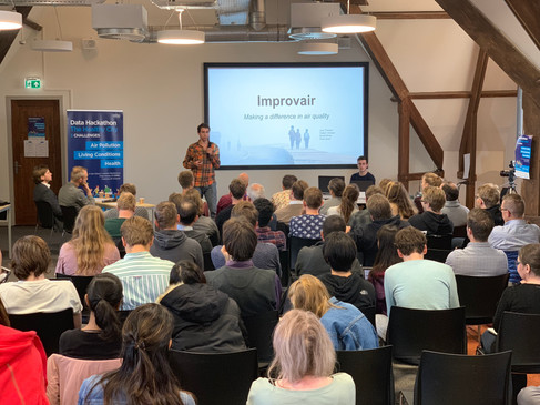 Data Hackathon Gezonde Stad JADS Den Bosch 21
