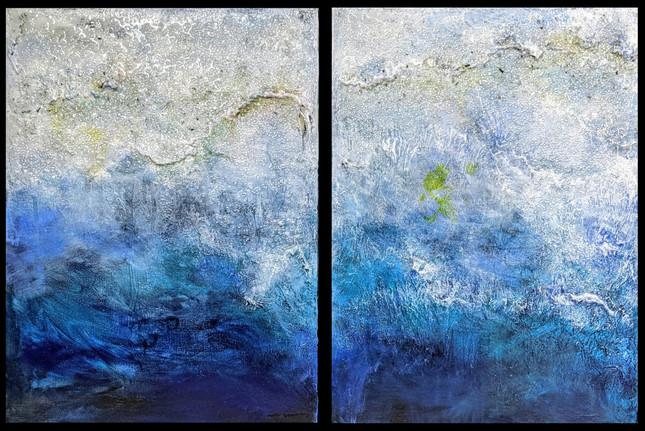 Blue I & II