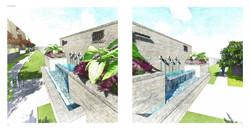 Trio Garden..