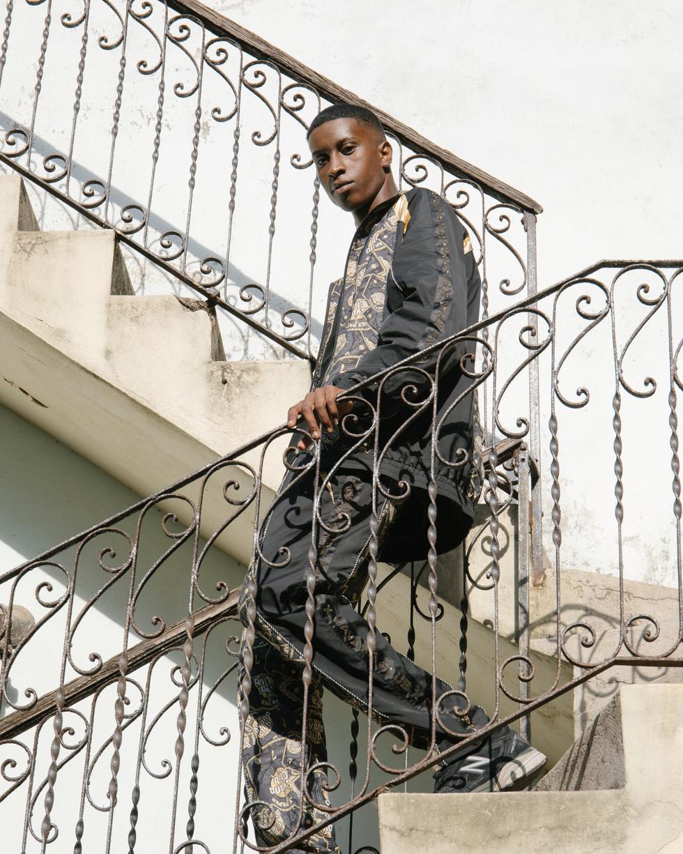 Havana Club x Daily Paper - Lookbook Sti