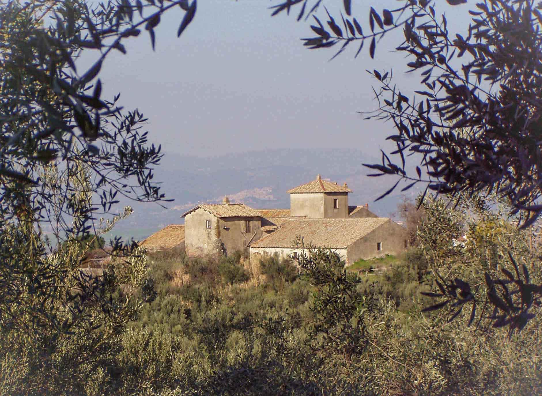 Casale Senni view