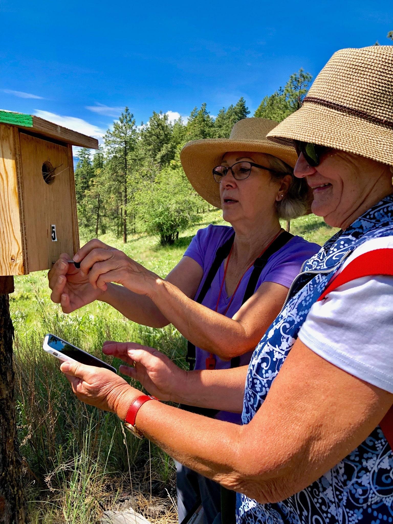 Adventure Bay Vernon Bluebird Society Me