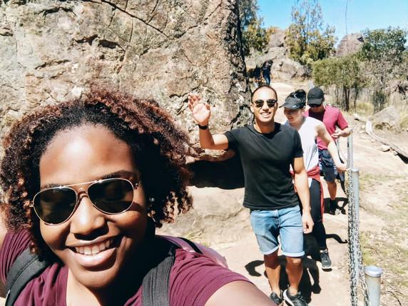 Brunswick crew takes Hanging Rock