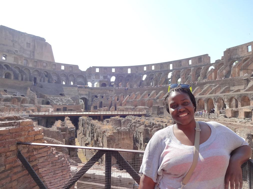 Pella in Greece at Colleseum