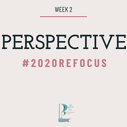 The Importance of Perspective When Pursuing Your (SMART)Goals