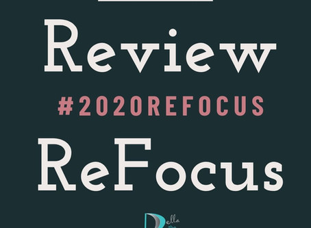 Review and Refocus to Better Reach Your Goals.