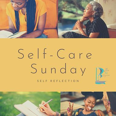 Self-Care Sunday: Self-Reflection