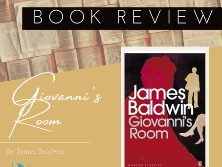Book review Giovanni's Room.