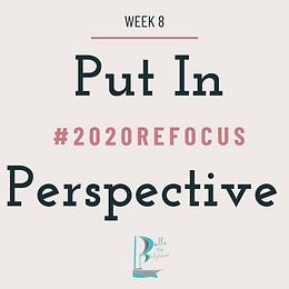 5 Benefits of Perspective