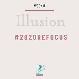 Three things you need to know about illusions and goal setting.