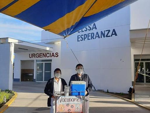 JORNADA DE VACUNACIÓN ANTIRRÁBICA CANINA Y FELINA 2021.