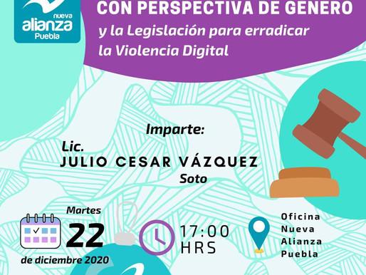 """INVITACION A LA CONFERENCIA """"PROTOCOLO PARA JUZGAR CON PERSPECTIVA DE GENERO"""""""