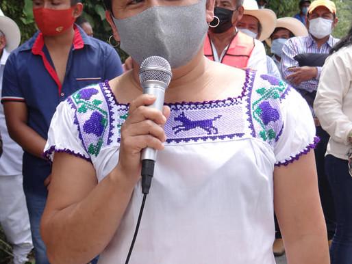 BANDERAZO DE COLOCACIÓN DE CARPETA ASFÁLTICA.