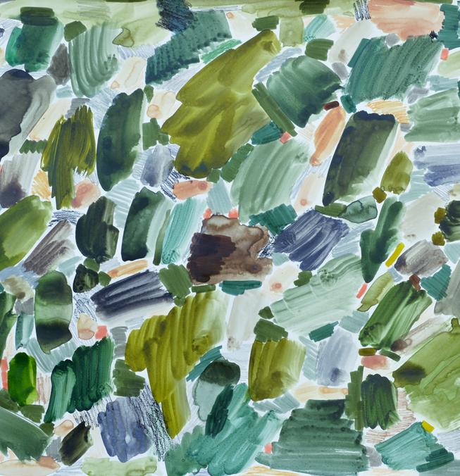 Color Study: Jacks River Falls