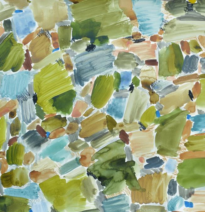 Color Study: Beavers Bend