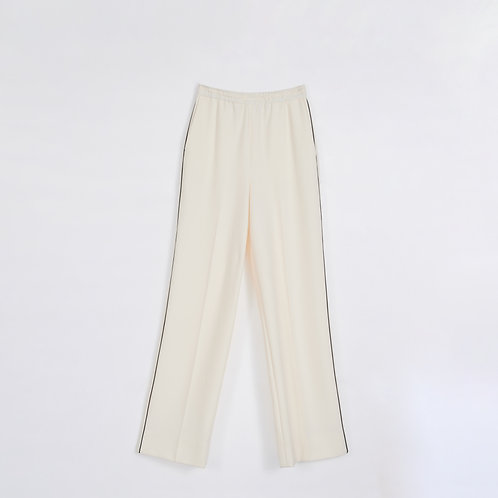 IVORY COSTA TRACK PANTS