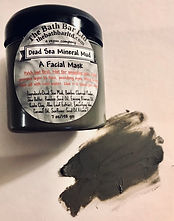 DeadSea Mineral Mud Facial Mask