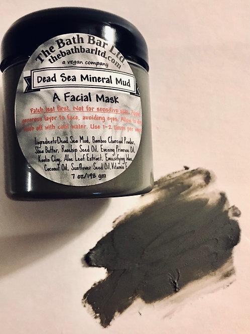 Dead Sea Mineral Mud Facial Mask