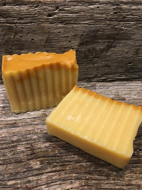 Orange Butter Soap