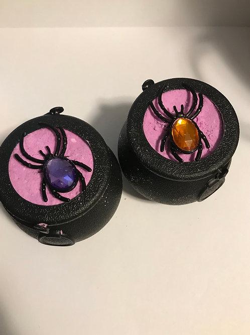 Spider Ring Cauldrons