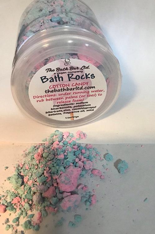 Bath Rocks -Cotton Candy