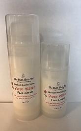 Face Cream Rose Water