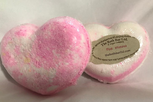 Pink Mimosa Bath Bomb