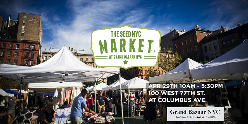 Grand Bazaar NYC  Vegan Pop Up Market