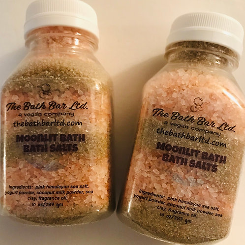 Moonlit Bath    Bath Salts