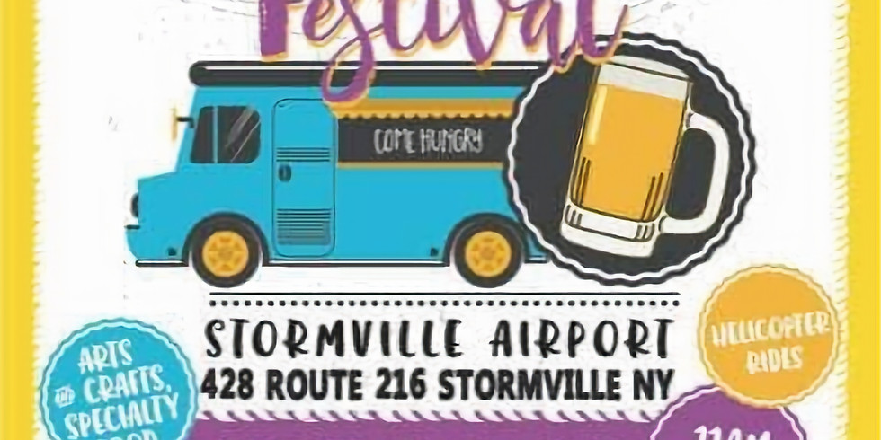Stormville Airport Food Truck and Kraft Beer Festival