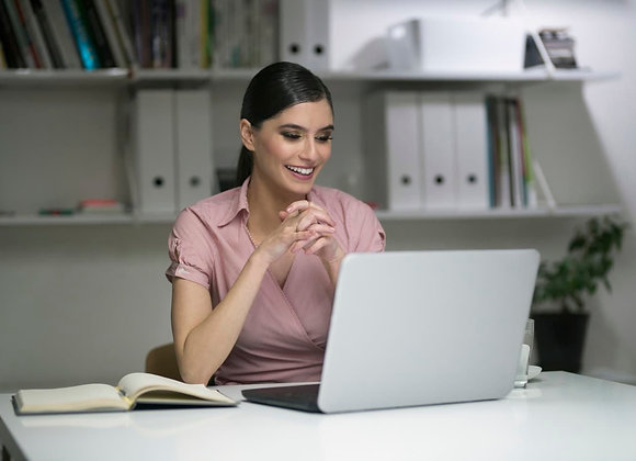 Online videoconferencing weekend course:  July 24-25