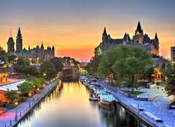 Ottawa: August 15th-16th