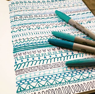 Taking a little moment to just #doodle ?