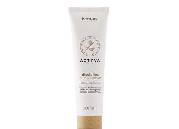 ACTYVA Disciplina Curly Cream