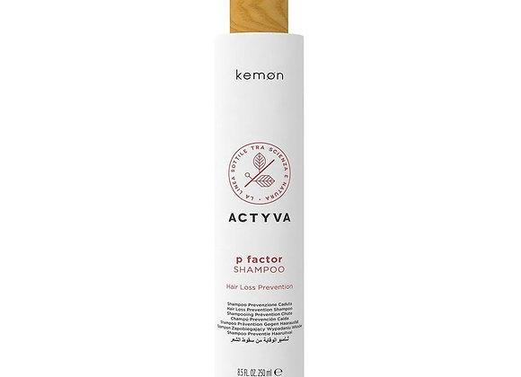 ACTYVA P Factor Shampoo