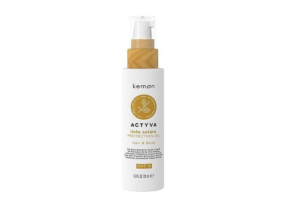 ACTYVA Linfa Solare Protection Oil